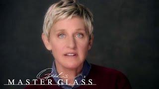 The Heartbreaking Loss That Changed Ellen DeGeneres' Life | Oprah's Master Class | OWN