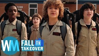 Top 10 Stranger Things 2 Movie References