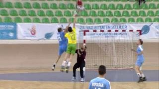 Brazil v Russia (Handball Men's)