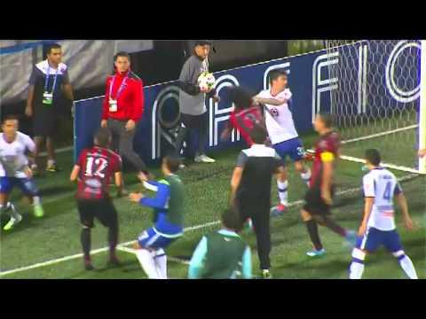 CONCACAF investiga pleito en el encuentro entre Alajuelense Cruz Azul
