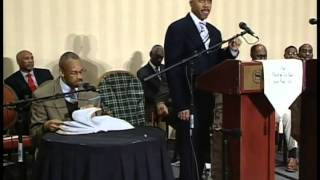 Pastor Gino Jennings Truth of God Broadcast 939-942 Part 2 of 2 Raw Footage!