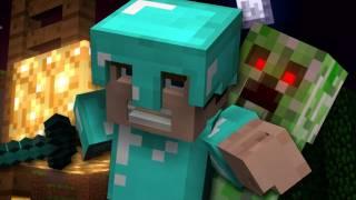 """Revenge"" - A Minecraft Parody of Usher"