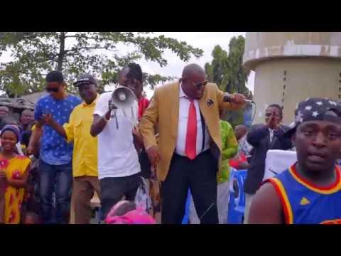 Profesor Jay ft. Sholo Mwamba - Kazi Kazi Official Video