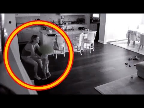 Xxx Mp4 Babysitter Hears Noise Upstairs So Dad Checks Hidden Camera And Captures A Nightmare In His Kitchen 3gp Sex