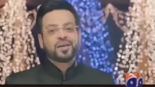 Amir liaquat 2015 ramazan naat   YouTube