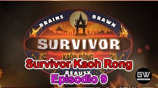 Survivor Kaoh Rong - Episodio 9 EN VIVO en YouNow April 13, 2016
