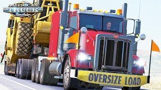 American Truck Simulator -  Heavy Cargo Pack DLC