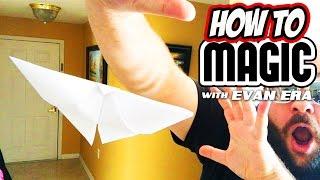 7 Magic Tricks with Paper