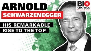 Arnold Schwarzenegger Biography - The Real Muscle is His Brain