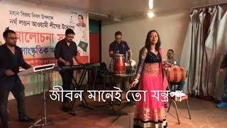 Song Bangla   Bangla Hit Song Jibon Manei To Jontrona 2017   Most Popular Song