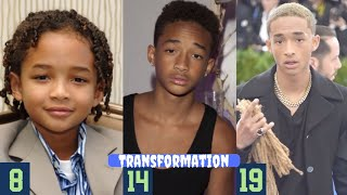 Jaden Smith Transformation From 1 to 19 Year Old