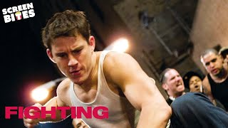 Fighting - Channing Tatum epic street fight scene OFFICIAL HD VIDEO