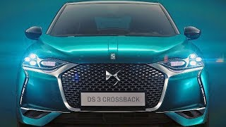 DS3 Crossback (2019) The Best -French- SUV?