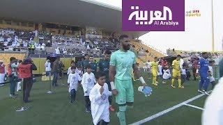 الأهلي يتعادل مع الوصل في ذهاب دور ربع النهائي