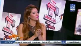 غاندي يغني لي مصطفي شعبان ابو البنات في برنامج شباب كوم مع لينا صالح وحمدي