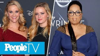 Oprah Winfrey, Reese Witherspoon & More Hit Red Carpet For