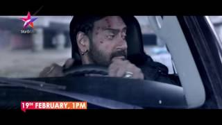 Shivaay On StarGold 19Feb 2017 (ADFan Aniket S)