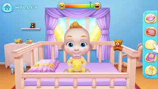 Fun Doctor Games - Baby Boss Bathtime,  Feed, Dress Up & Set To Sleep - Baby Care Games for Kids