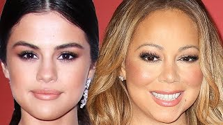 Selena Gomez Crushes Christmas Carpool Karaoke With Mariah Carey - VIDEO