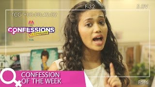 Confession of the Week 06 | Nupur Murthy