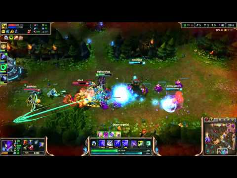 Kha´Zix JUNGLE [HD] SEASON 4 TÖTET CYBORG XXX-ROBOTER MIT HITLER