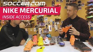 Nike Mercurial Superfly 360 - Inside the Tech Exclusive with Nike