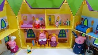 Peppa Pig Palacio de la Princesa Peppa Princess Peppa's Palace - Juguetes de Peppa Pig