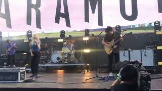 Still Into You | Paramore | LIVE | Weenie Roast 2017
