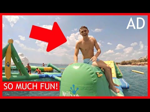 CRAZY WATER ASSAULT COURSE & HOLIDAY