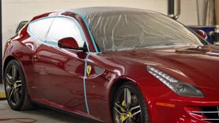 Correcting and Ceramic Pro-ing a 2012 Ferrari FF