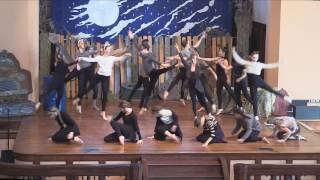 God on Broadway: Cats ... Jellicle Song for Jellicle Cats