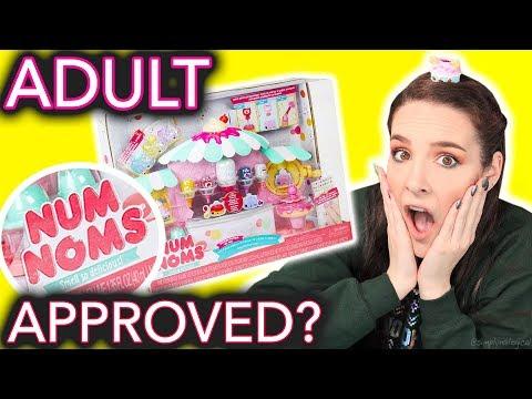 Adult Reviews Children s Num Noms Nail Polish Maker Toy not for kids