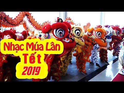 Liên Khúc Nhạc Tết Múa Lân 2018 - Bé Ngọc Ngân