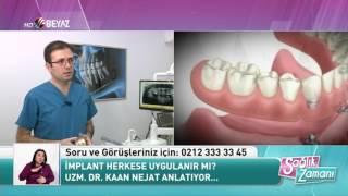 Diş Hekimi Kaan Nejat - Beyaz Tv Sağlık Zamanı