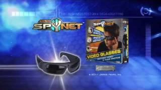 Top Gift for Kids - SPY NET Stealth Video Glasses