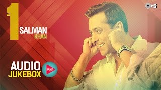 Superhit Salman Khan Songs Non Stop   #1 Salman Khan Audio Jukebox   Full Songs