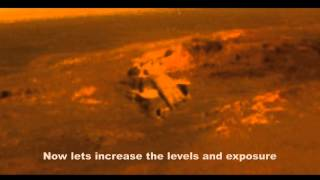 Alien Temple Found on Mars (Large Alien Structure in Mars Image)