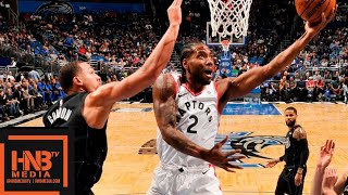 Toronto Raptors vs Orlando Magic Full Game Highlights | 11.20.2018, NBA Season