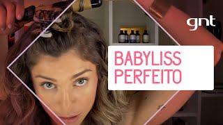 Babyliss perfeito em minutos | Dicas da Grazi