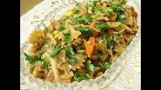 سالاد ماکارونی با بالزامیک Balsamic Pasta Salad   Salad Macaroni Balsamic