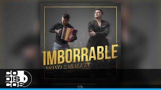 Imborrable, Mono Zabaleta y Daniel Maestre - Audio