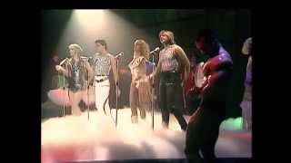 Bucks Fizz - The Land Of Make Believe (Top Of The Pops)
