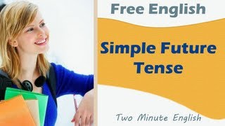 Simple Future Tense - Learn English Grammar