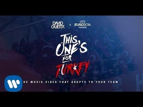 David Guetta ft. Zara Larsson - This One's For You Turkey (UEFA EURO 2016™ Official Song) Mp3