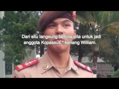 INILAH ORANG TIONGHOA PERTAMA YANG MASUK TARUNA TNI MAGELANG