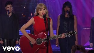 Taylor Swift  Begin Again Live From New York City