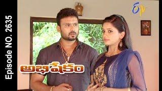 Abhishekam   28th June 2017   Full Episode No 2635   ETV Telugu