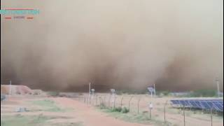 Latest Breaking News ! Today dust storm may soon hit HARYANA UP Rajasthan pm modi govt Weather news