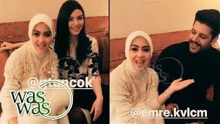 Syahrini Reuni dengan Pemain Elif di Turki - WasWas 06 April 2017