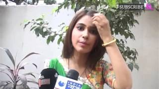 Mere Angne Mein - 6th May 2016 - On Location Shoot